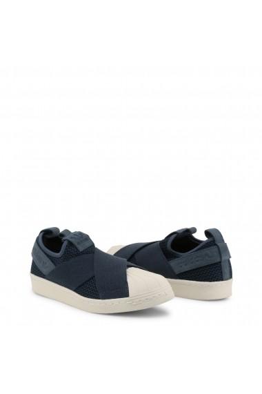 Pantofi sport Adidas BB2119_Superstar-Slipon Albastru