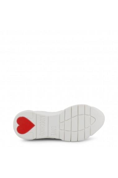 Pantofi sport Love Moschino JA15203G17IN_310A Alb