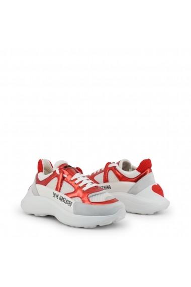 Pantofi sport Love Moschino JA15286G07JX_110A Alb