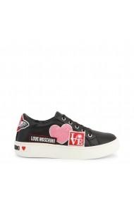 Pantofi sport JA15113G18IF_0000 Love Moschino Negru