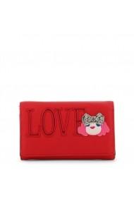 Geanta plic Love Moschino JC5652PP07KH_0500 Rosu