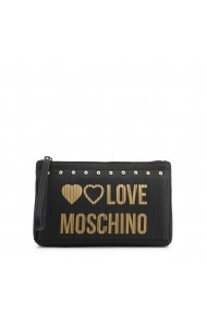 Clutch JC4102PP18LS 0000 Love Moschino Negru