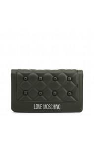 Clutch JC4060PP18LH 0850 Love Moschino Verde