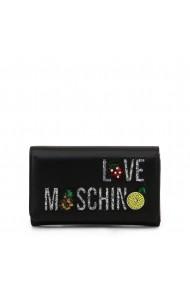 Portofel Love Moschino JC5654PP07KL_0000 Negru