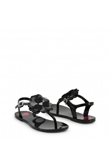 Sandale Love Moschino JA16011G17IT 0000 Negru