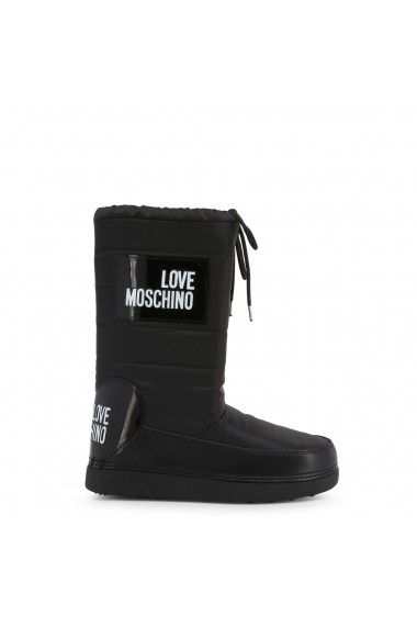 Cizme JA24022G18IN_0000 Love Moschino Negru