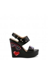Sandale cu toc Love Moschino JA1603CE15IC_0000 negru