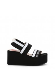 Sandale cu platforma Love Moschino JA16238I07JU 100A Negru