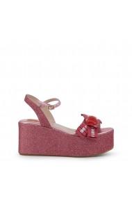 Sandale cu platforma Love Moschino JA16188I07JH 260A Roz