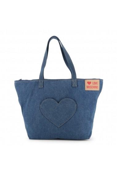 Geanta Love Moschino JC4249PP07KG_070A Albastru