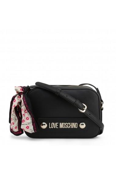 Geanta JC4027PP18LC_0000 Love Moschino Negru