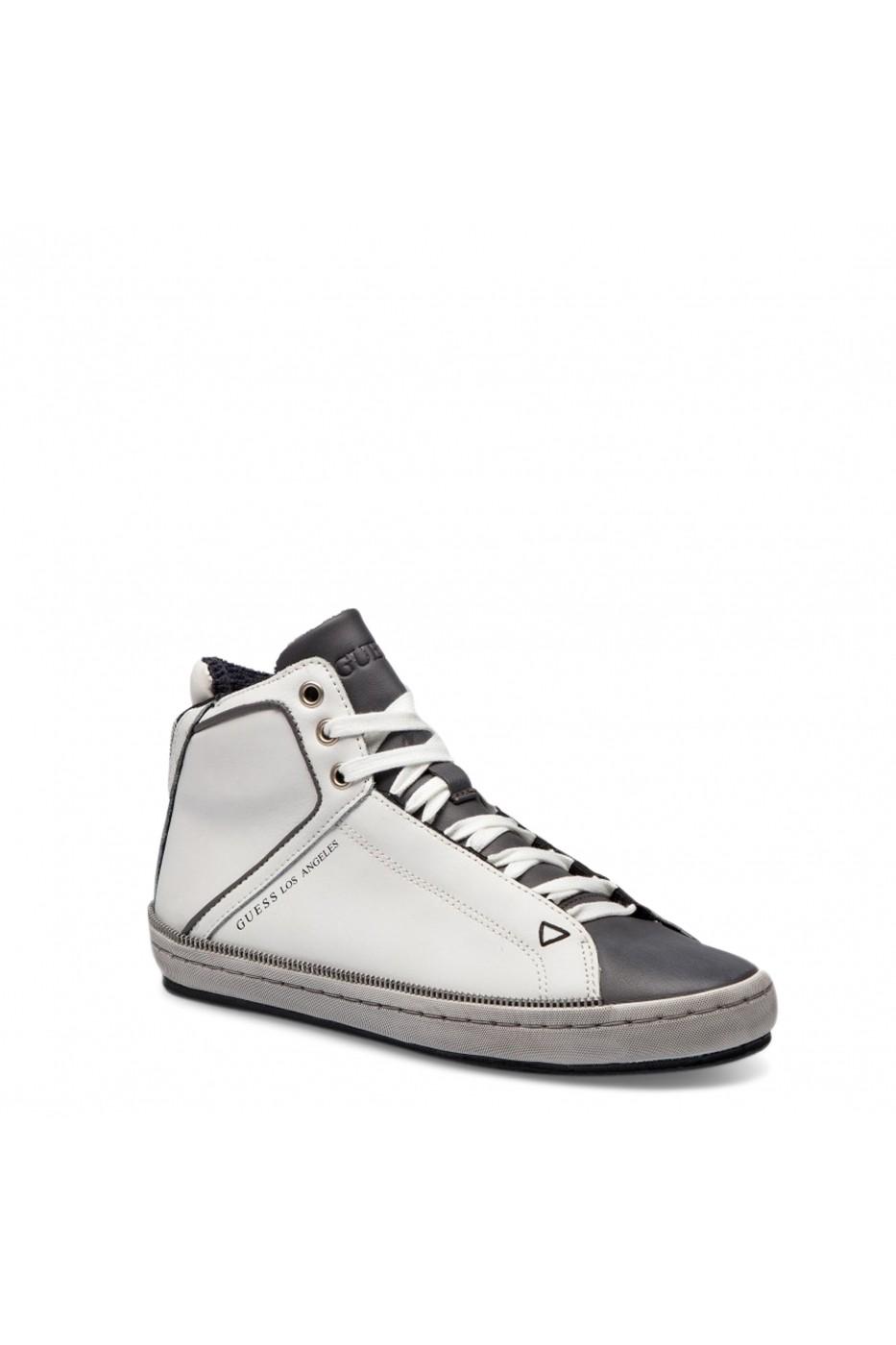 Guess Sportcipő FMMID4LEA12 WHITE - FashionUP! 79b4b36343