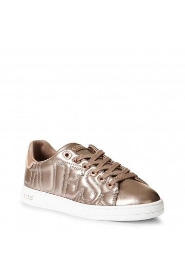 Pantofi sport Guess FLCEN4LEL12_PINK Roz