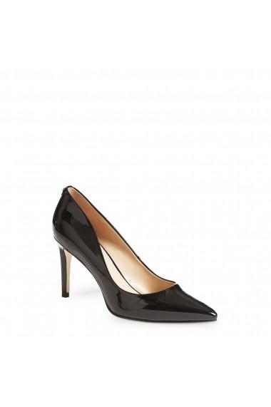 Pantofi cu toc Guess FLBE84PAF08_BLACK Negru