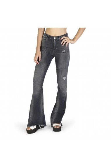 Jeansi Boot cut Guess W74A61D2R90 BCGY Gri