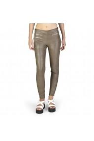 Pantaloni skinny Guess W74B05W9540 FT55 auriu Gri
