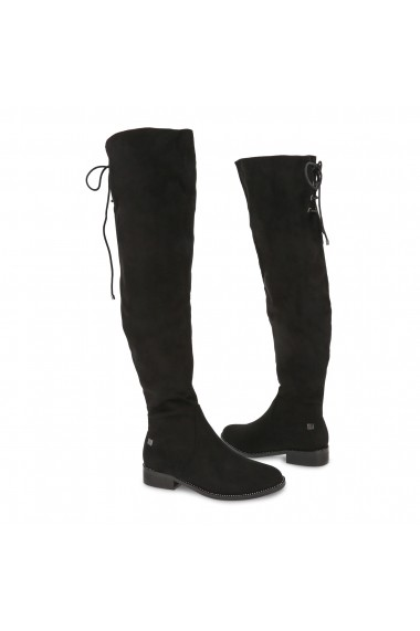 Cizme Brand: Laura Biagiotti 5059MICRO_BLACK Negru
