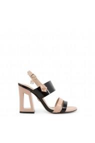 Sandale cu toc Laura Biagiotti 6296_PATENT_BLACK