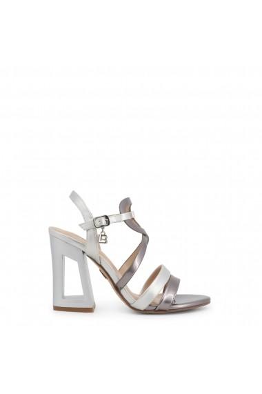Sandale cu toc Laura Biagiotti 6294_PATENT_SMOKE