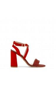 Sandale cu toc Paris Hilton 89_ROSSO