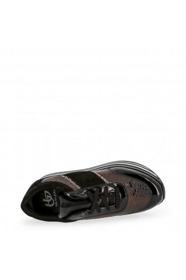 Pantofi sport Blu Byblos 687010_038_BRONZO Negru