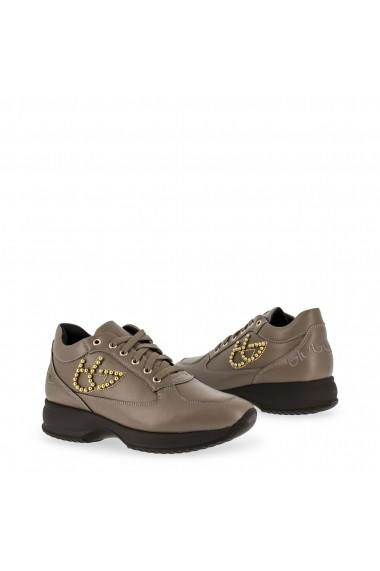 Pantofi sport Blu Byblos 687001_055_TORTORA Gri-bej