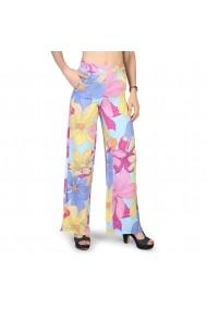 Pantaloni largi New Laviva BRUNILDE ROSA Floral