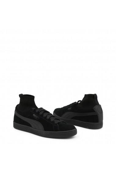 Pantofi sport Puma Suede_classic_sock_364074-01 negru
