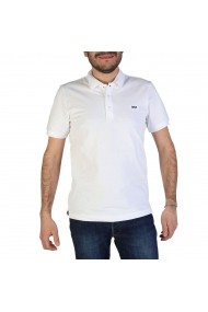 Tricou polo Rifle L678D_RN899_098 Alb