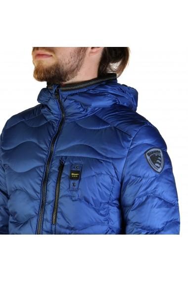 Jacheta Blauer 3047-876RG-12 Albastru - els