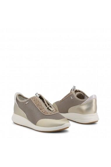 Pantofi sport GEOX OPHIRA_D621CE_0GNAJ_CH62L-TAUPE Maro