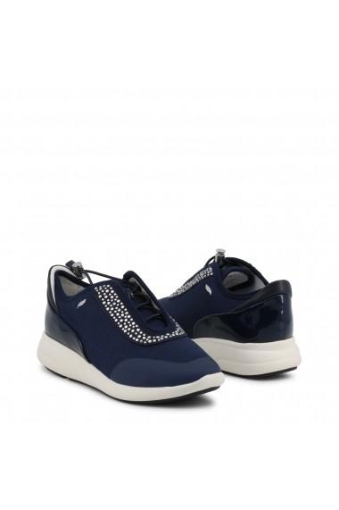 Pantofi sport GEOX OPHIRA_D621CE_01402_C4002_NAVY Albastru