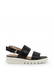 Sandale plate GEOX WIMBLEY D92DPB 043AY C9999-BLACK Negru
