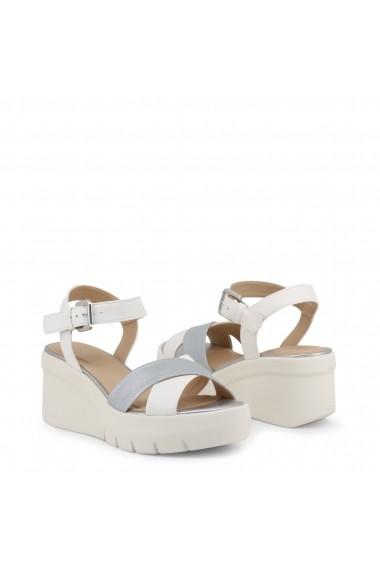 Sandale cu toc GEOX TORRENCE_D92CPB_0BCBN_C0007-WHITE Alb
