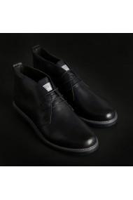 Pantofi Marco Nils 233_PELLE_BLU