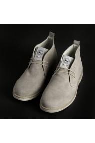 Pantofi Off-box 221_CAMOSCIO_TORTORA
