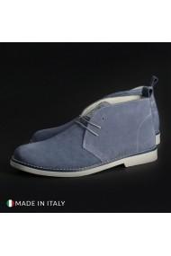 Pantofi Off-box 221_CAMOSCIO_JEANS