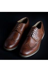 Pantofi SB 3012 208_CRUST_COGNAC