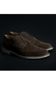 Pantofi SB 3012 208_CAMOSCIO-B_MARRONE