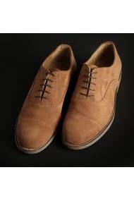 Pantofi SB 3012 1003_CAMOSCIO_TABACCO