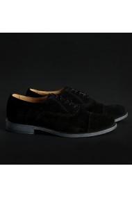 Pantofi SB 3012 1003_CAMOSCIO_NERO
