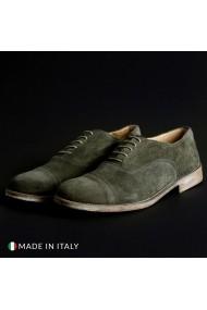 Pantofi SB 3012 1003_CAMOSCIO-B_VERDE