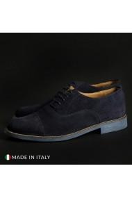 Pantofi SB 3012 1003_CAMOSCIO_BLU