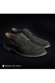 Pantofi SB 3012 06_CAMOSCIO-B_VERDE