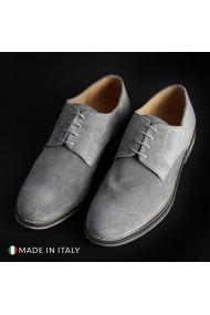 Pantofi SB 3012 06_CAMOSCIO-B_GRIGIO