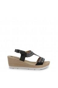Sandale cu toc Inblu EL000012_014_NERO