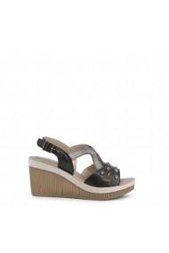 Sandale cu toc Inblu AS000024_014_NERO