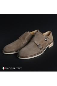 Pantofi Madrid 600_CAMOSCIO_TAUPE