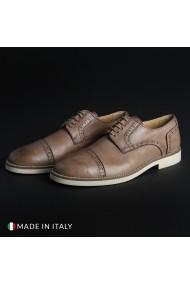 Pantofi Madrid 607_PELLE_SABBIA