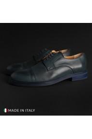 Pantofi Madrid 605_PELLE_BLU
